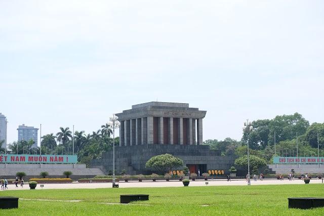 List item Ho Chi Minh Mausoleum image