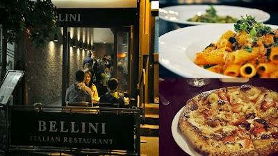 Bellini Pizza & Mediterranean Parking - Find Cheap Street Parking or Parking Garage near Bellini Pizza & Mediterranean | SpotAngels