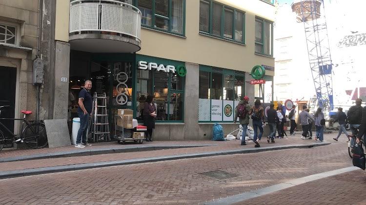 SPAR city A'dam N. Doelenstraat Amsterdam