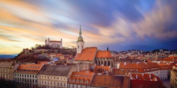 Popular tourist site bratislava Attractions in Bratislava