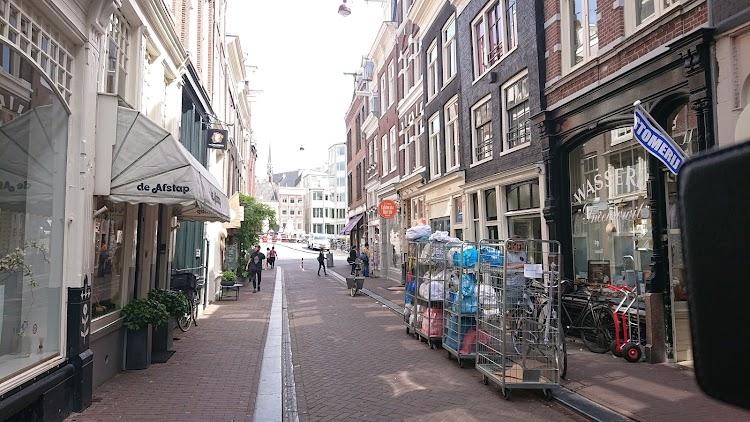 De Pizzabakkers Leliegracht To Go Amsterdam