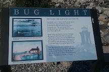 Portland Breakwater Lighthouse, South Portland, United States