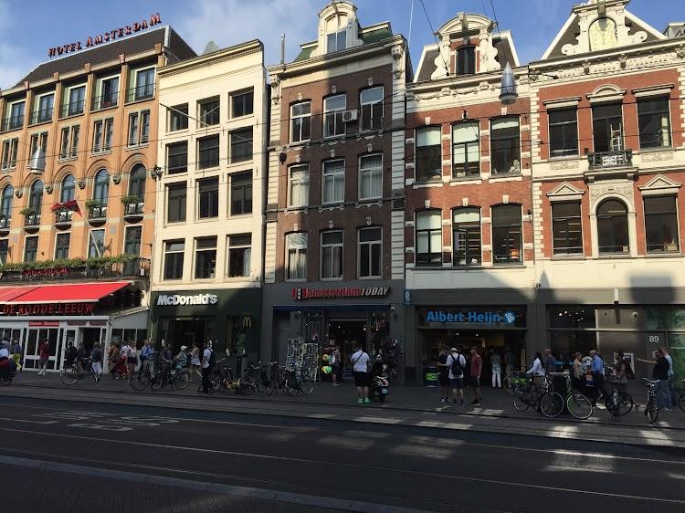 Albert Heijn to go Amsterdam