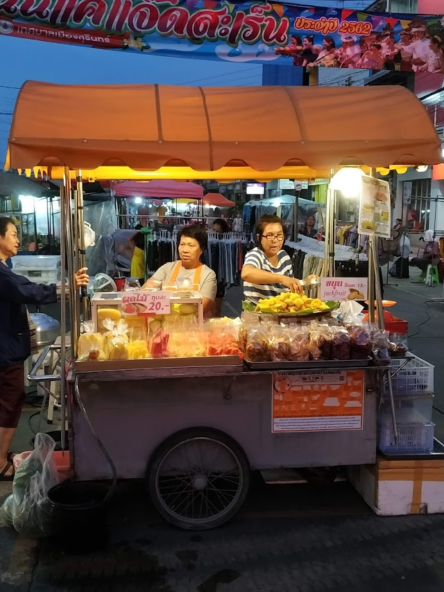 Night Market Surin