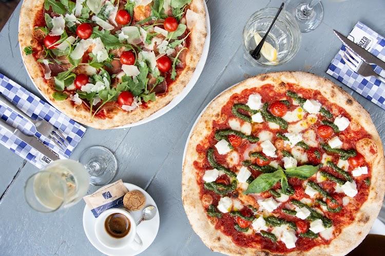 De Pizzabakkers Hilversum Hilversum