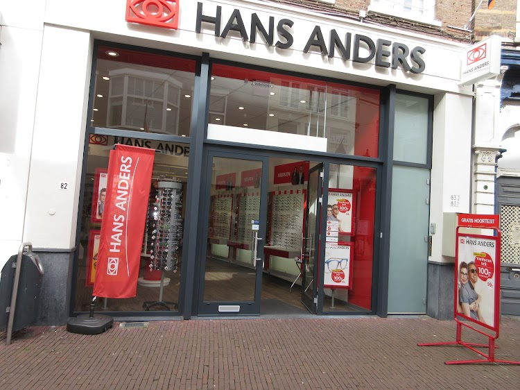 Hans Anders Opticien Arnhem Arnhem