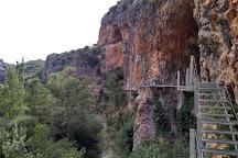Pasarelas del Vero, Alquezar, Spain