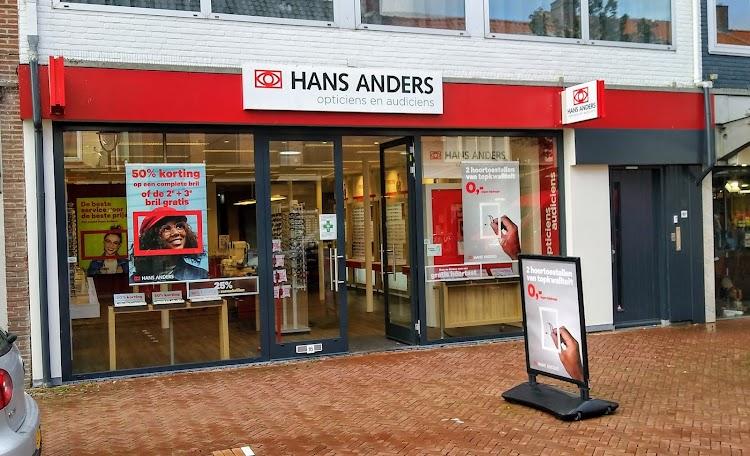 Hans Anders Opticien Oostburg Oostburg