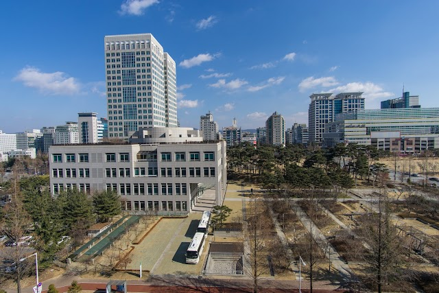 Daejeon Metropolitan City Hall
