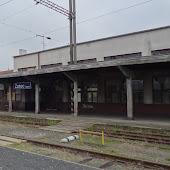 Железнодорожная станция  Žatec západ