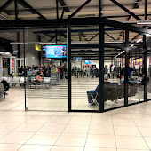 Аэропорт  станции  Berlin Schoenefeld Airport