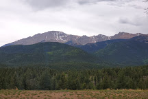Pikes Peak - America's Mountain, Cascade, United States