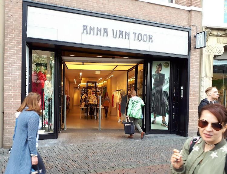 Anna van Toor - Utrecht Oudegracht Utrecht
