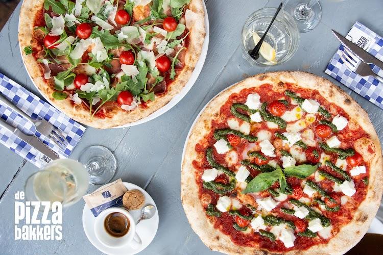 De Pizzabakkers Voorstraat Utrecht