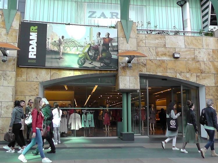 ZARA Rotterdam