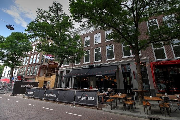 Wagamama Rotterdam Rotterdam