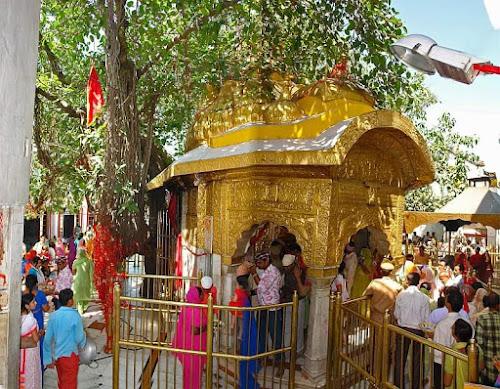 Maa Chintpurni Temple