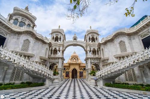 Shri Shri Krishna Balram Temple (ISKCON Vrindavan)