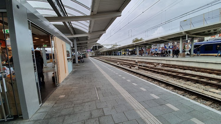 Station Zwolle Zwolle