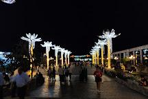 Soho Square Dancing Fountain, Sharm El Sheikh, Egypt