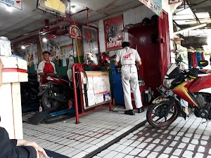 Workshop AHASS Honda