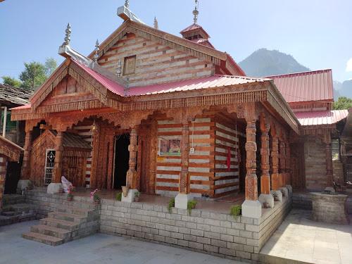 Madho Rai Krishna Mandir Haripur