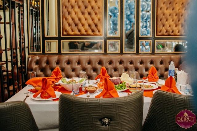 BEIRUT Restaurant - Villa & Pool