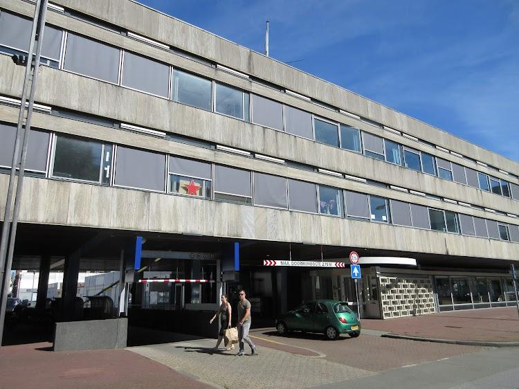 Q-Park Broerenstraat Arnhem
