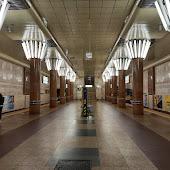 Станция метро  Demiivska