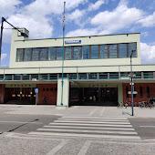 Железнодорожная станция  Poděbrady
