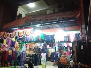 Toko Pakaian Aneka Jaya