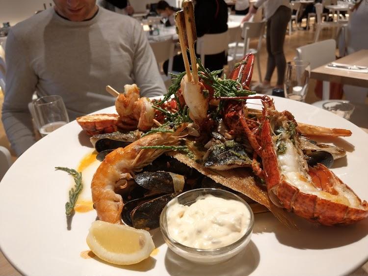 The Seafood Bar Utrecht
