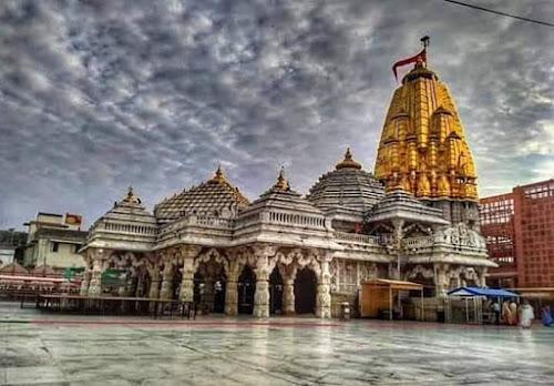 Shaktipeeth Shri Aarasuri Amba Ji Temple