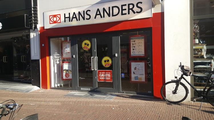 Hans Anders Opticien Amersfoort Amersfoort