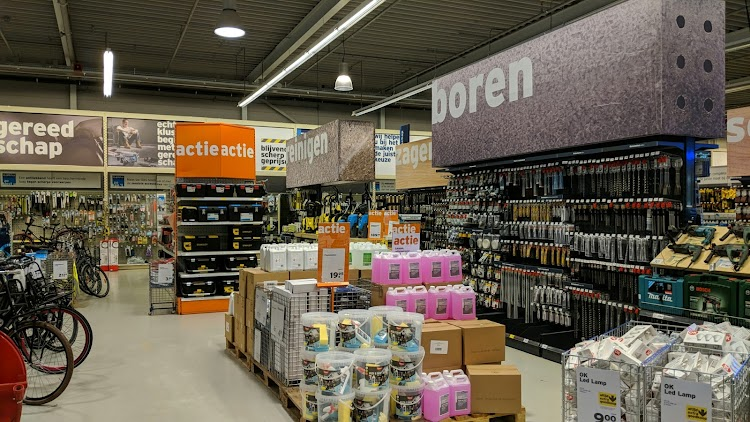 GAMMA bouwmarkt Haarlem Haarlem