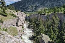 Natural Bridge Falls Picnic Area, Big Timber, United States