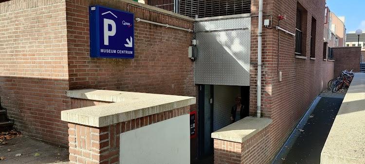 Q-Park Museum Centrum Groningen