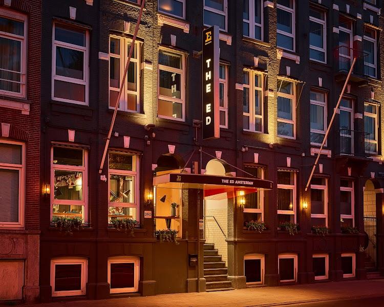 The ED Amsterdam Amsterdam
