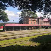 Train Station  Martinice V Krkonosich