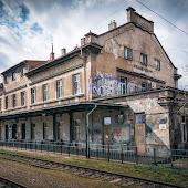 Train Station  Praha Bubny Vltavska
