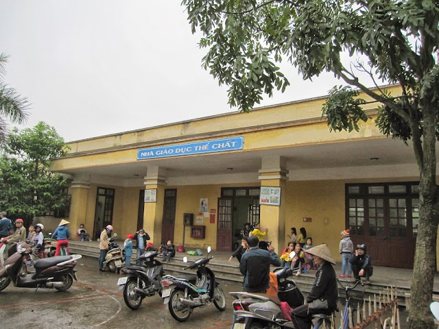 Trường Tiểu học Thượng Thanh