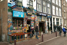 The Bulldog The First Coffeeshop, Amsterdam, The Netherlands
