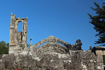 Ruinas de Santa Marina, Cambados, Spain
