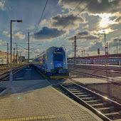 Train Station  Olomouc hl.n.