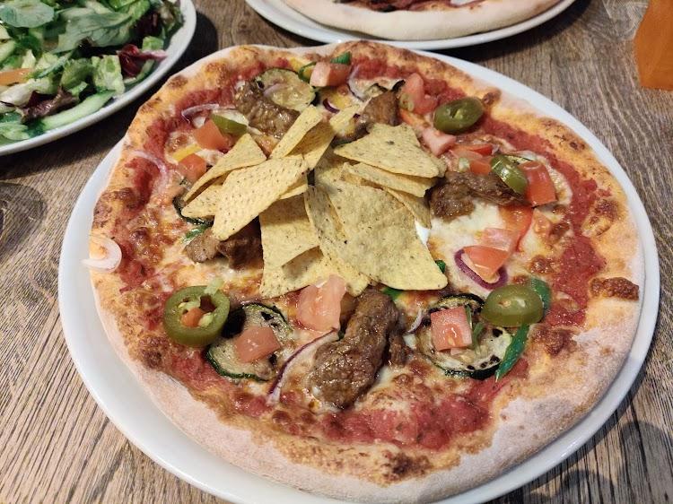 WOODSTONE Pizza and Wine Almere Almere