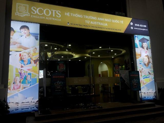 Scots English Times City