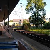 Train Station  Ostrava Stodolní