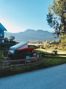 Camping Grundlsee - Stellplatz am See