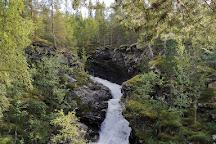 Lulledalen Hiking Track, Skibotn, Norway