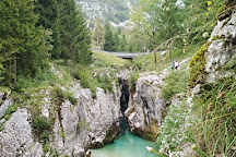 Great Soča Gorge, Soča, Slovenia